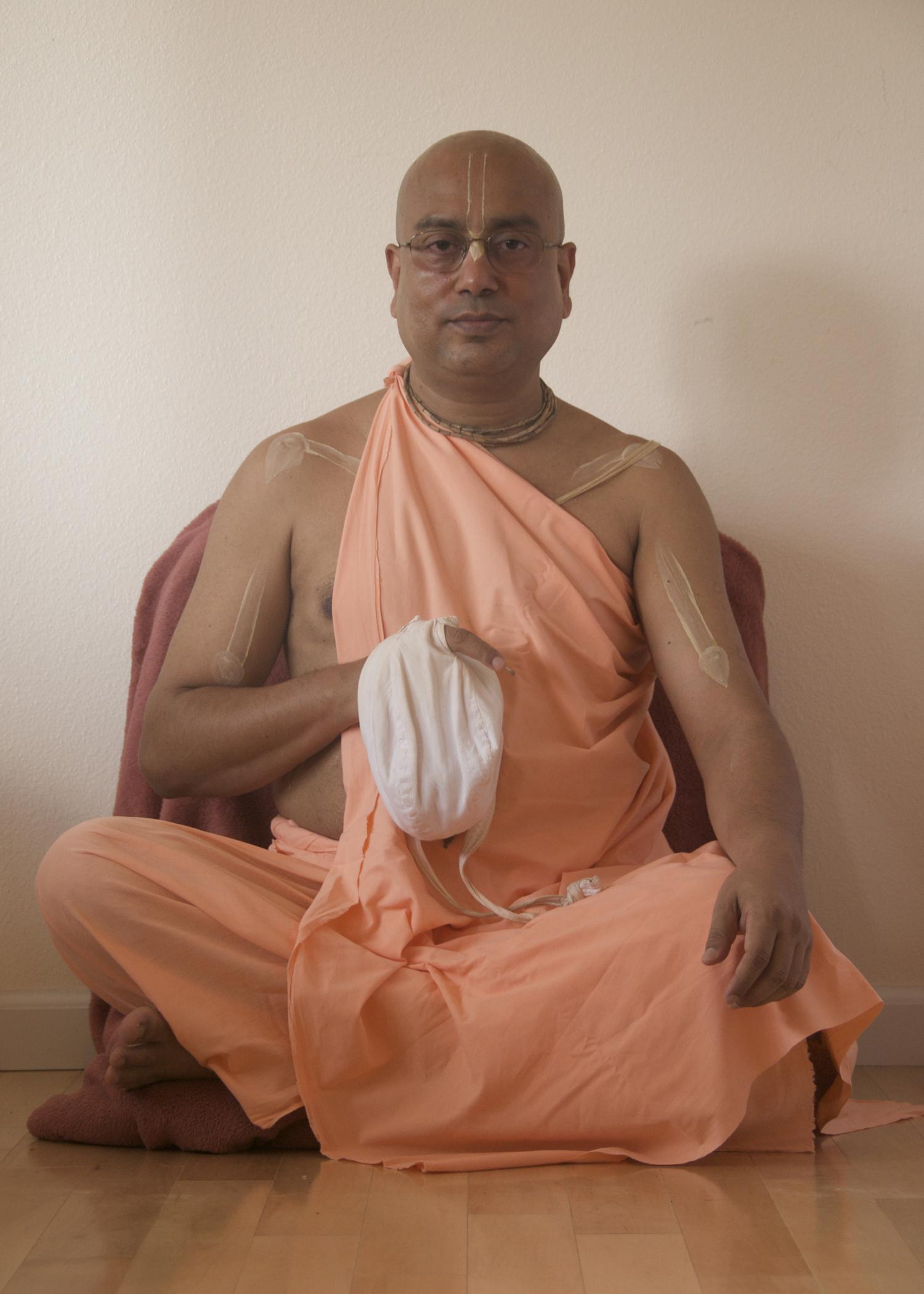 Srila Bhakti Bibudha Bodhayan Maharaj