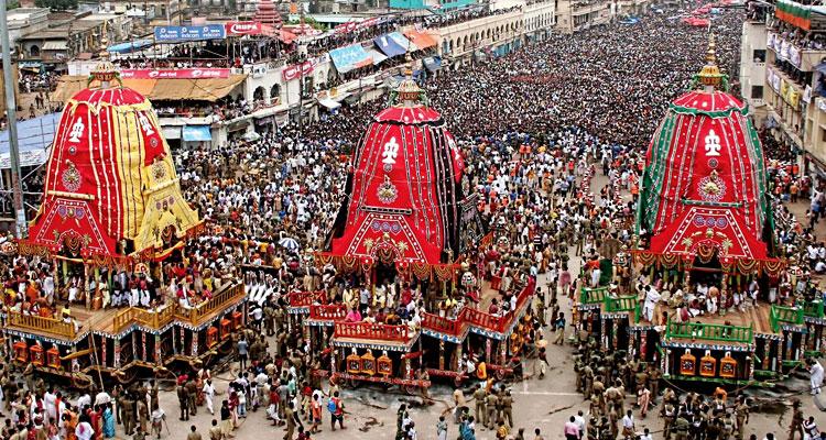 Jagannath Rath Yatra Festival Schedule – Puri 2017 | Sri ...