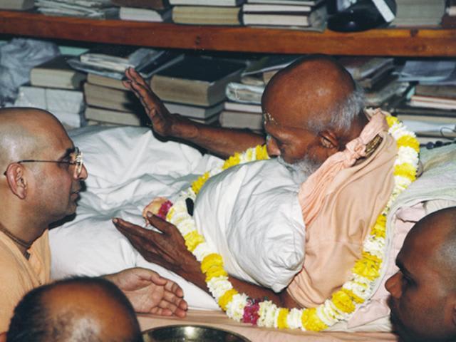 Srila Bhakti Promode Puri Goswami Thakura Maharaja