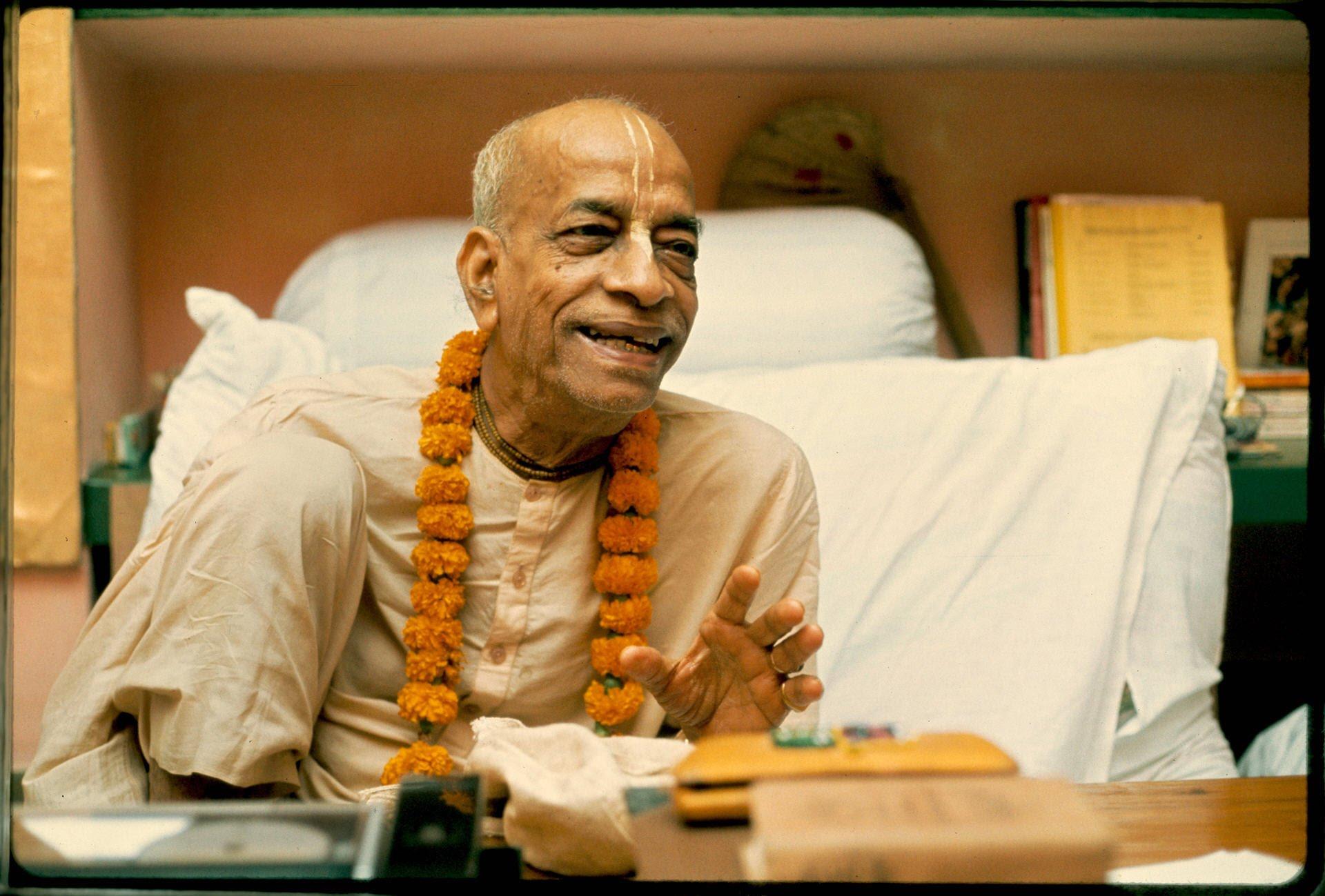 Srila BhaktiVedanta Swami Maharaja